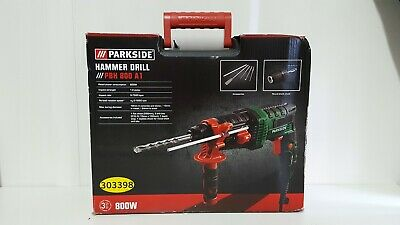 PARKSIDE HAMMER DRILL PBH 1050 B2.MADE IN GERMANY