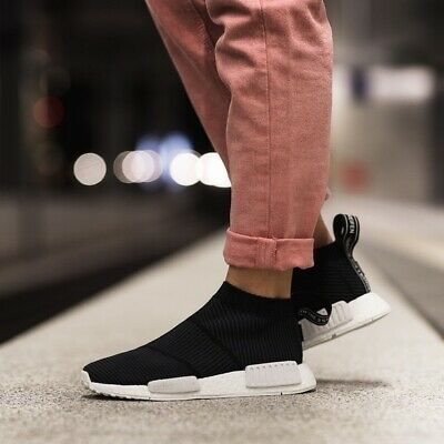 Adidas Mens NMD_CS1 GTX PK Primeknit Gore-Tex Trainers Shoes BY9405 UK 5 to 13.5