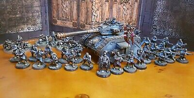 Death Korps of Krieg Defence Force painted super army pack Warhammer 40k
