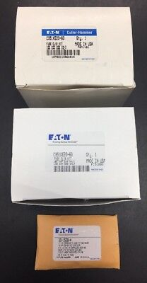 Eaton C351KE23-63 Fuse Clip Kit Lot of 2 Boxes 100A 250V  100A 600V USA NEW