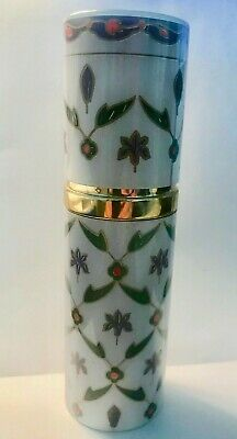 GUERLAIN vintage CHANT D AROMES Refillable Canister Case 95 ML