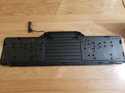 VEBA Number plate camera/number plate holder only