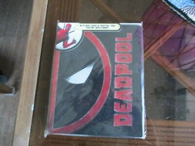 Deadpool Steel Book Blu Ray Viewed Once