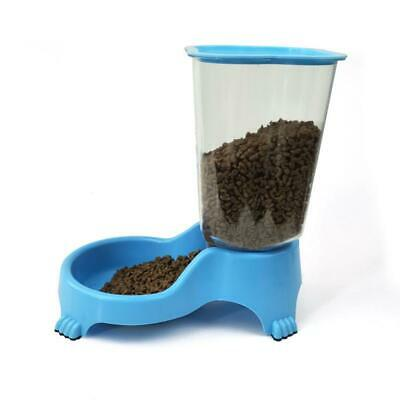 Dishes, Feeders & Fountains Cat Food Dispenser Pet Dog Feeder Bowl Automatic Auto Puppy Dish Animal Meal Cat Supplies