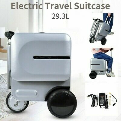 Foldable suitcase mobility travel scooter - only 14.5kg - air travel and cruise