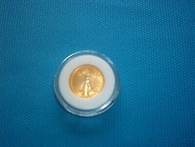 1994 Standing Lady Liberty American Eagle 1/10 oz. Gold $5.00 Coin