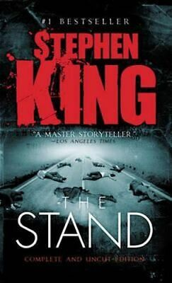 NEW The Stand By Stephen King Paperback Free Shipping