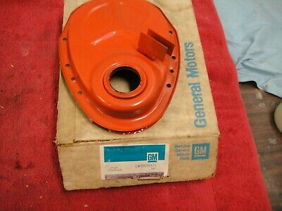 1956-up Corvette S/B Timing Chain Cover, NOS