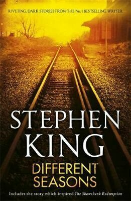 NEW Different Seasons By Stephen King Paperback Free Shipping