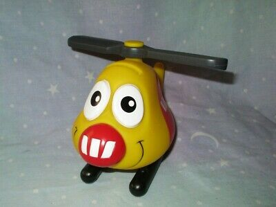 Westpac Bank Helicopter plastic money box / piggy bank