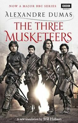 NEW The Three Musketeers By Alexandre Dumas Paperback Free Shipping