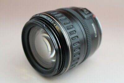 Canon EF 28-105mm f/3.5-4.5 Lens Good Working From Japan