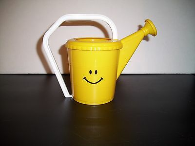 smiley face WATERING CAN smile happy