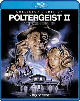 POLTERGEIST II 2 THE OTHER SIDE New Sealed Blu-ray Collector's Edition