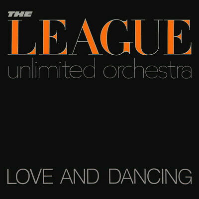 The League Unlimited Orchestra - Love And Dancing, LP, Album, (Vinyl)