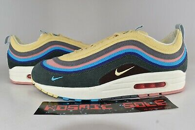 best sneakers 44f52 1384d NIKE AIR MAX 1/97 Sean Wotherspoon Style # AJ4219-400 Size 10.5 ...