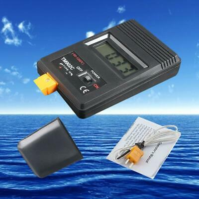 Sensor Input Single K Type Digital Tm-902c Thermocouple Thermometer