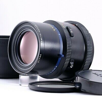 """""""Near Mint"""" Mamiya SEKOR Z 180mm F4.5 W for RZ67 Series w Rubber Hood and Filter"""