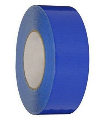 "CASE Nashua 398 Professional Duct Tape Blue 72mm x 50M (3"" x 55) yds 16 Rolls"