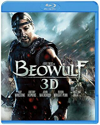New Beowulf 3D Blu-ray Japan English Subtitles 1000527678 454 From japan