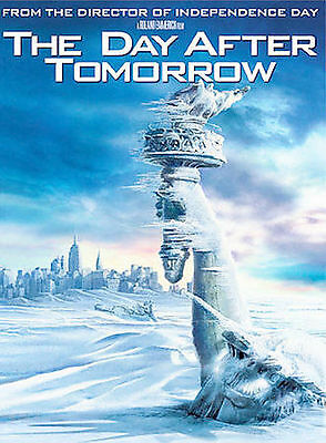 The Day After Tomorrow (Widescreen Edition) DVD IN SLIM CASE, NO ART