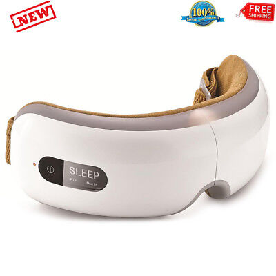 Breo Electric Eye Care Relax Massager Foldable Wireless Battery Rechargeable
