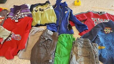 Boys Size 4 huge Bulk Lot bargain!!!!