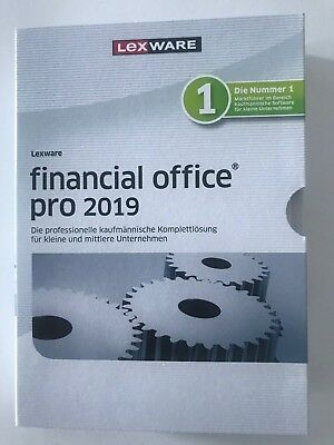 Lexware financial office pro 2019 - Box - Vollversion 365 Tage - Neu & OVP