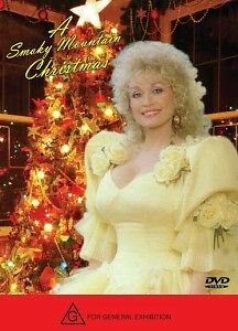 A Smokey Mountain Christmas - Dolly Parton -  New Dvd Free Local Post