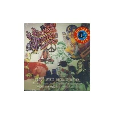 Various - 60's Summer of Love - Various CD UVVG The Fast Free Shipping