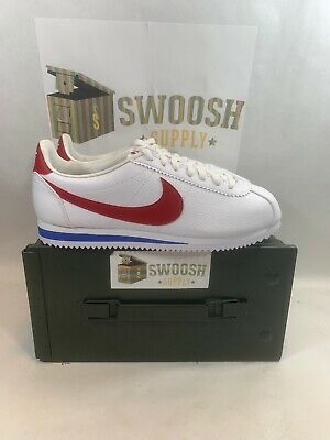 official photos 5596a a26d5 Nike Classic Cortez AW QS SZ 8.5 Wht Varsity Red Royal 749571 154