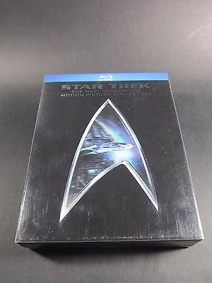 Star Trek: The Next Generation - Motion Picture Collection Blu-ray