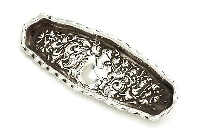 Heraldic by Whiting Division of Gorham Sterling Silver Silver Tray 5.75""