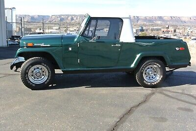 1970 Jeep Commando  1970 JEEPSTER COMMANDO 4X4 MUST SEE