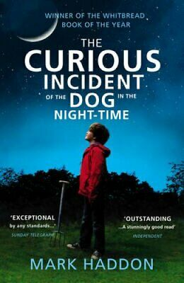 The Curious Incident of the Dog in the Night-time by Mark Haddon 9780099598459