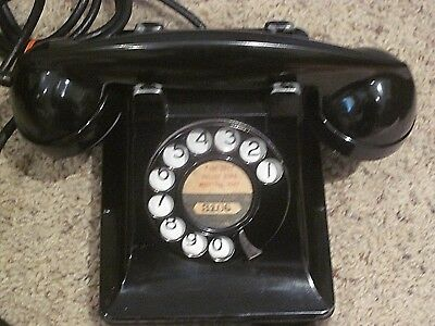 Western Electric 1945 Metal Model 302 Telephone for Signal Corps - TP-6-A