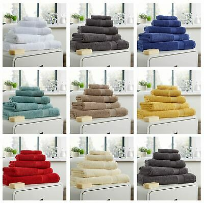 Egyptian Cotton Towels, 500 GSM Home Hand Towel Bath Towel Bath Sheets