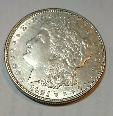 1921 Morgan Silver Dollar United States Liberty 1 oz. ounce