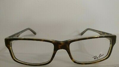 a2c8a08c8eb88 FRAME ONLY! RAY-BAN eyeglasses glasses frame RB 5245 2034 54-17 145 ...