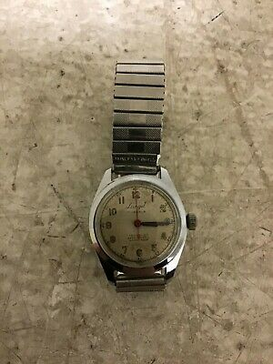 Gents Vintage Mechanical Langel  Wristwatch Used Good Condition (V1)