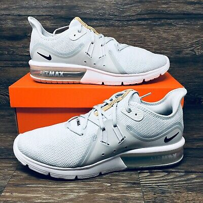 2bbfb9c4c7 ... Prime Shoe Sneaker 11.5 White 876068-100 Fashion Casual New. $69.99 Buy  It Now 17d 3h. See Details. *NEW* Nike Air Max Sequent 3 (Men Size 9) Wolf  Grey/