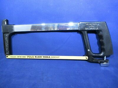 """Klein Tools NEW #701-S 12"""" Hacksaw MADE IN THE USA!"""