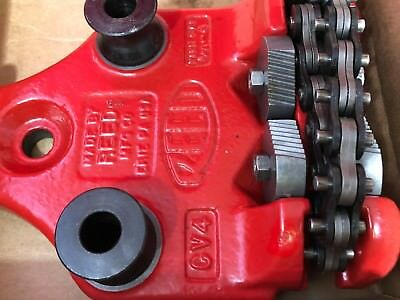 """Reed NEW CV4 Chain Vise 1/8"""" - 4"""" $235 on Amazon!"""