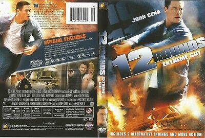 """12 Rounds """"Extreme Cut"""""""