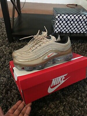 435f81fb33b16 SALE WOMENS NIKE Air Vapormax 97 Blur Vintage Coral Ao4542 902 New ...