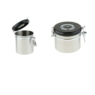 TEA COFFEE SUGAR Kitchen Storage Canister Jars Pots Containers Set