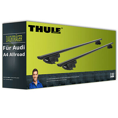 Thule SmartRack - Dachträger - Stahl - auch f. Audi A4 Allroad Typ 8K/B8 NEU FPA
