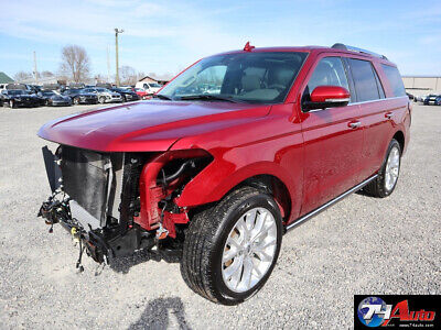 2018 Ford Expedition Limited salvage repairable, export, wholesale 2018 Limited salvage repairable, export, wholesale Used Turbo 3.5L V6 24V