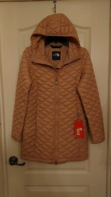 249e1c21f NWT THE NORTH FACE WOMEN THERMOBALL CLASSIC PARKA ~ Mosty Rose ~ Small
