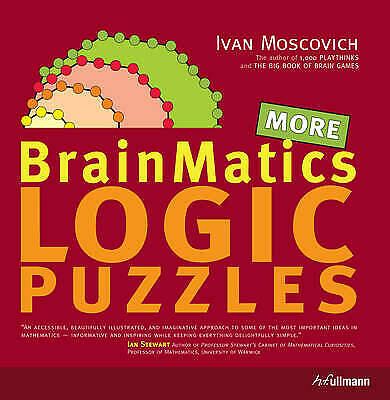 Logic Puzzles (More) By Brainmatics Pb Book